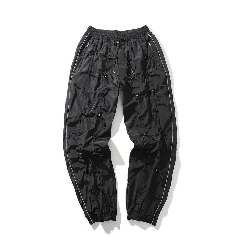 ELASTICS PANTS - Buy Techwear Fashion Clothing Scarlxrd Ha3xun Store