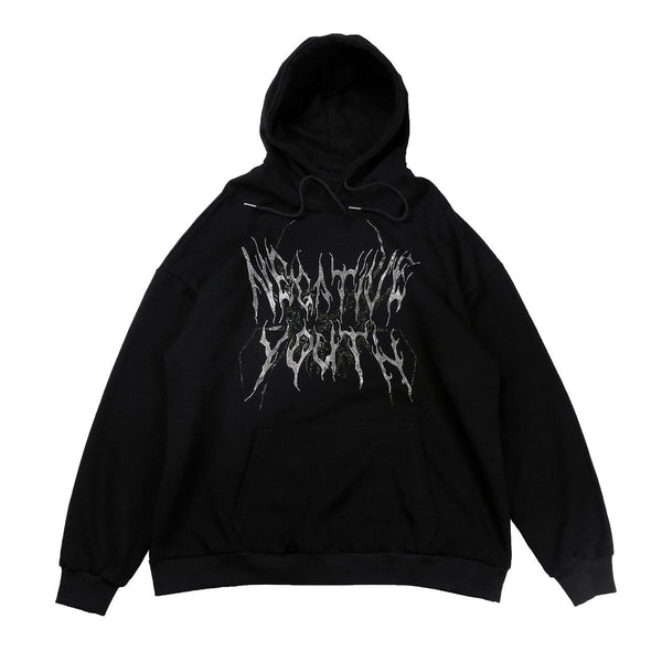 Negative Youth Hoodie - HA3XUN