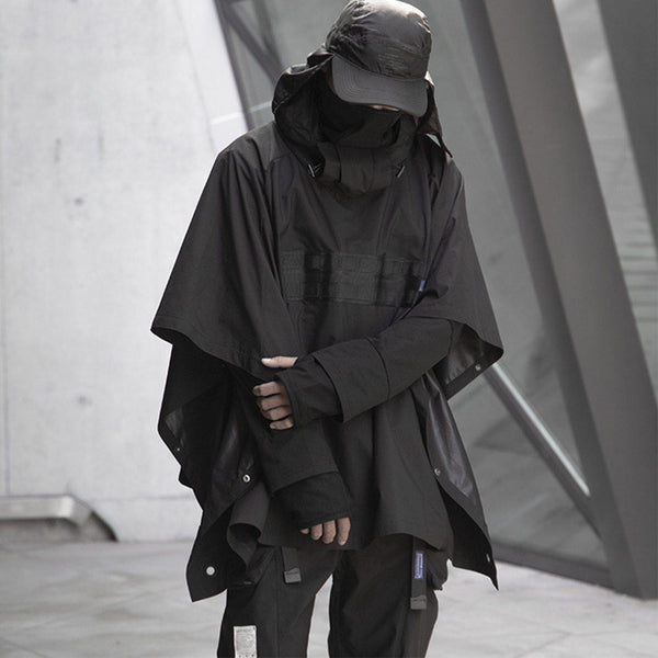 Tactical Ninja Windbreaker
