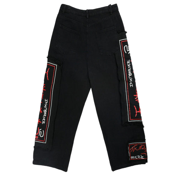 BRAINDEAD PANTS - Buy Techwear Fashion Clothing Scarlxrd Ha3xun Store
