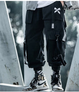 Hidden Database Joggers - Buy Techwear Fashion Clothing Scarlxrd Ha3xun Store