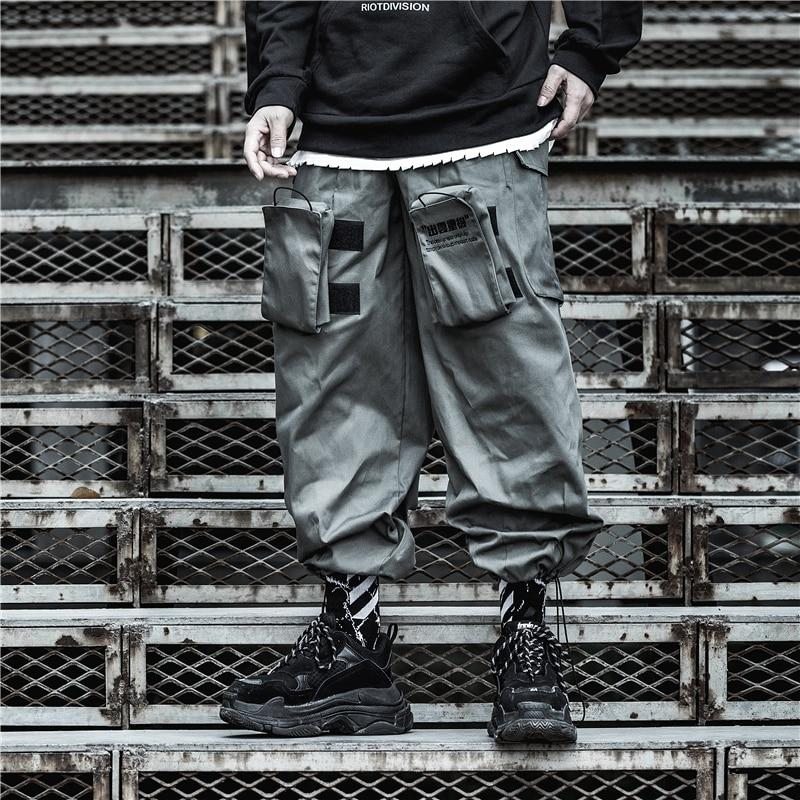 FRONT POCKET CARGO 1.0 - Buy Techwear Fashion Clothing Scarlxrd Ha3xun Store