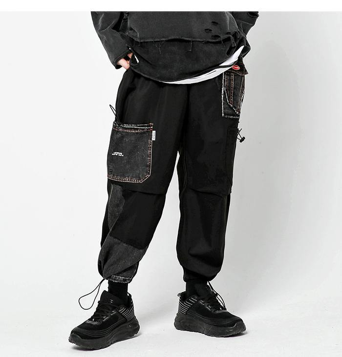 Dark Earth Cargo Pants - buy techwear clothing fashion scarlxrd store pants hoodies face mask vests aesthetic streetwear