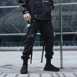 Corrupt System Cargo - buy techwear clothing fashion scarlxrd store pants hoodies face mask vests aesthetic streetwear