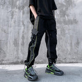 Side Stripes Cargo 1.0 - buy techwear clothing fashion scarlxrd store pants hoodies face mask vests aesthetic streetwear