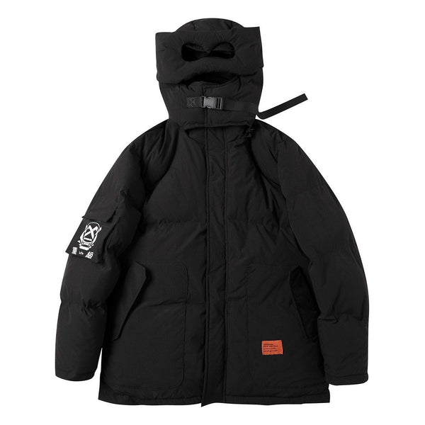 Tactical Memory Explorer Padded Coat