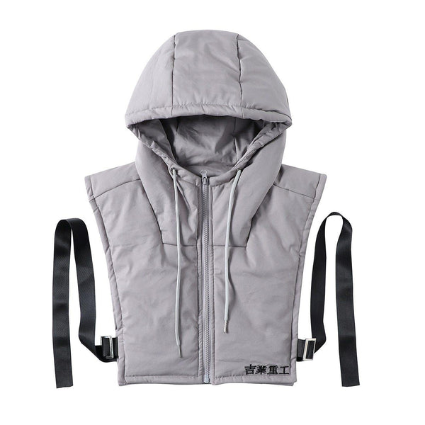 Tactical Padded Sleeveless Cargo Vest