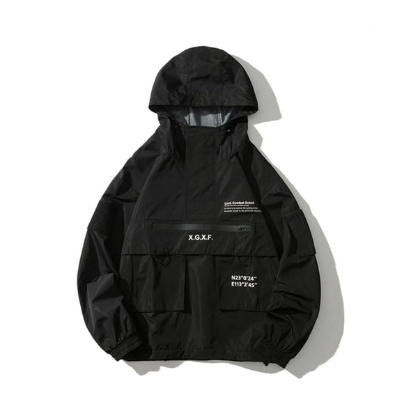 Cargo Tech Windbreaker