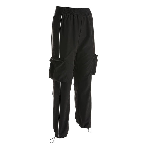 Made In Hell Joggers - Buy Techwear Fashion Clothing Scarlxrd Ha3xun Store