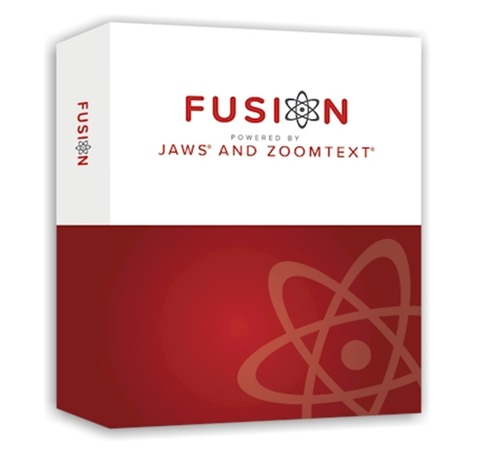 Zoomtext Fusion Home