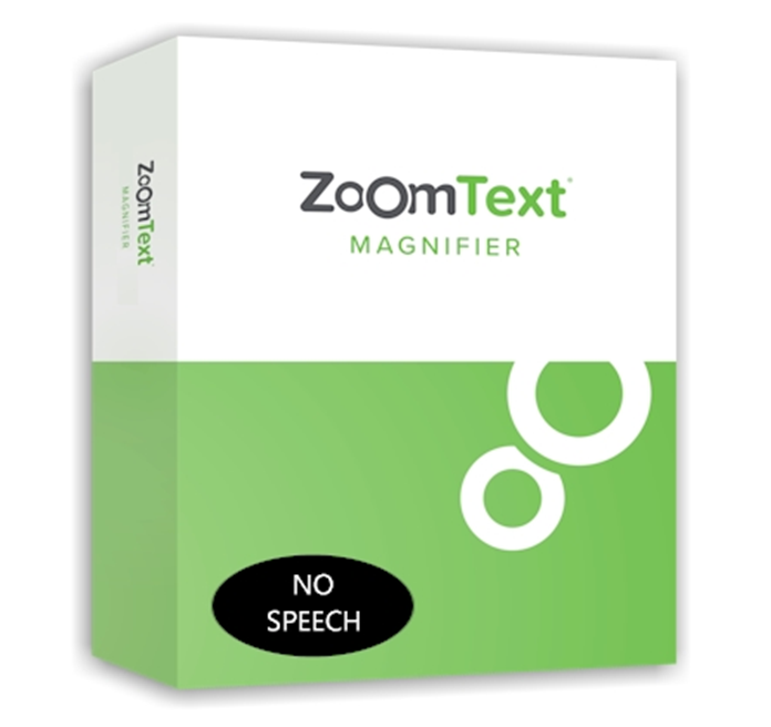 Zoomtext Magnifier (No Speech)