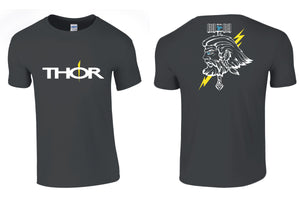 The Thor 'Beast Mode' - Unisex Black T-Shirt