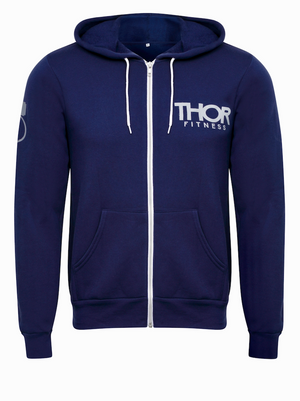 Unisex Synergy Hoodies - Navy Blue