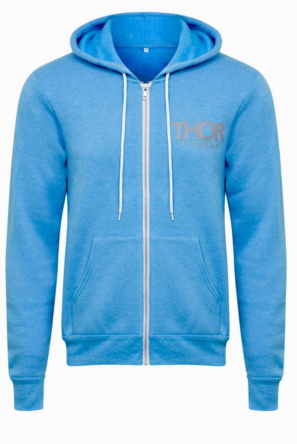 Unisex Synergy Hoodies - Sky Blue