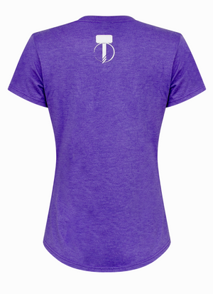 Ladies Team Thor T-Shirt - Heather Purple
