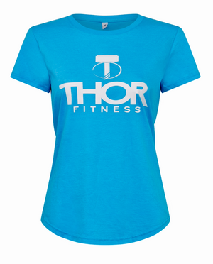Ladies Team Thor T-Shirt - Caribbean Blue