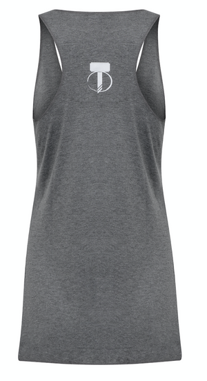 Ladies Thor Tank - Heather Grey