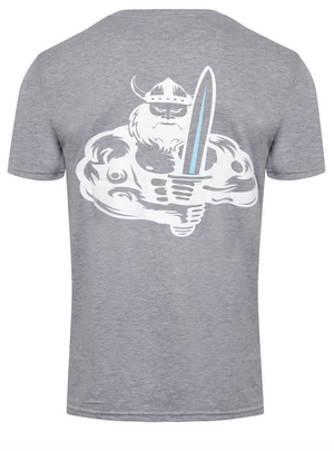 Men's Viking Strength - Light Grey