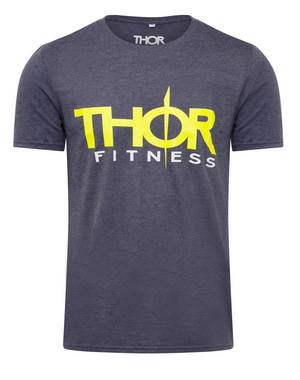 Men's Dual T-Shirt - Dark Grey