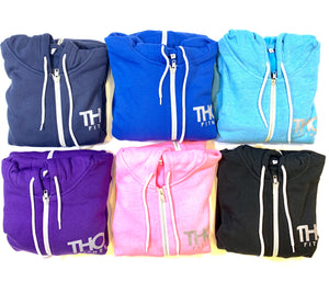 Unisex Synergy Hoodies - Royal Blue