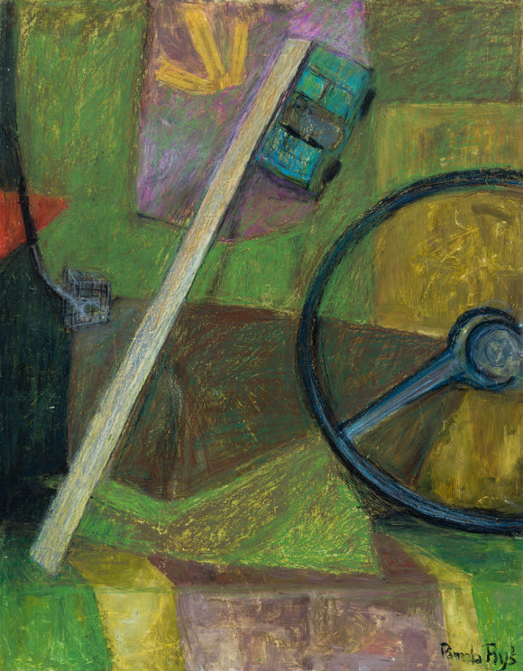 Still Life with Steering Wheel : 35