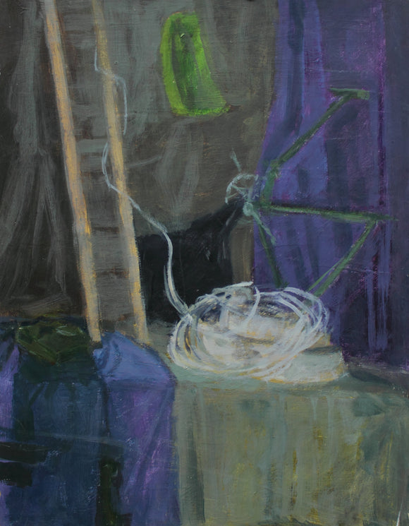 Still Life with Ladder : 35