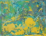 Yellow Passenger - SOLD - by MK Anisko