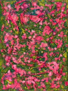 Matter Painting 93 - SOLD - by Pamela Rys