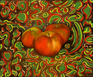 Apples - SOLD -  by MK Anisko