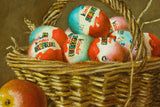 Basket of Eggs - SOLD - by MK Anisko