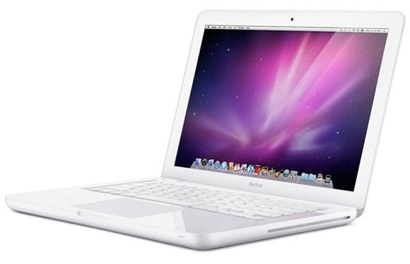 Macbook unibody blanc