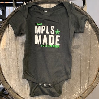 MPLS Made Onesie