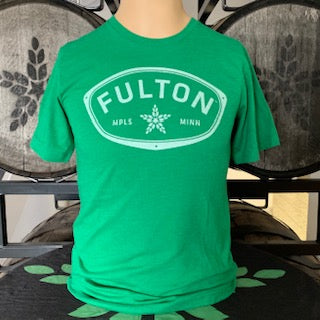 Green Badge T-shirt