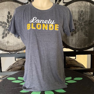 Ladies Lonely Blonde - Light Grey
