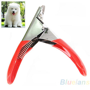 Pet Nail Clippers Cutter for Dogs Cats Animal Claws Scissor