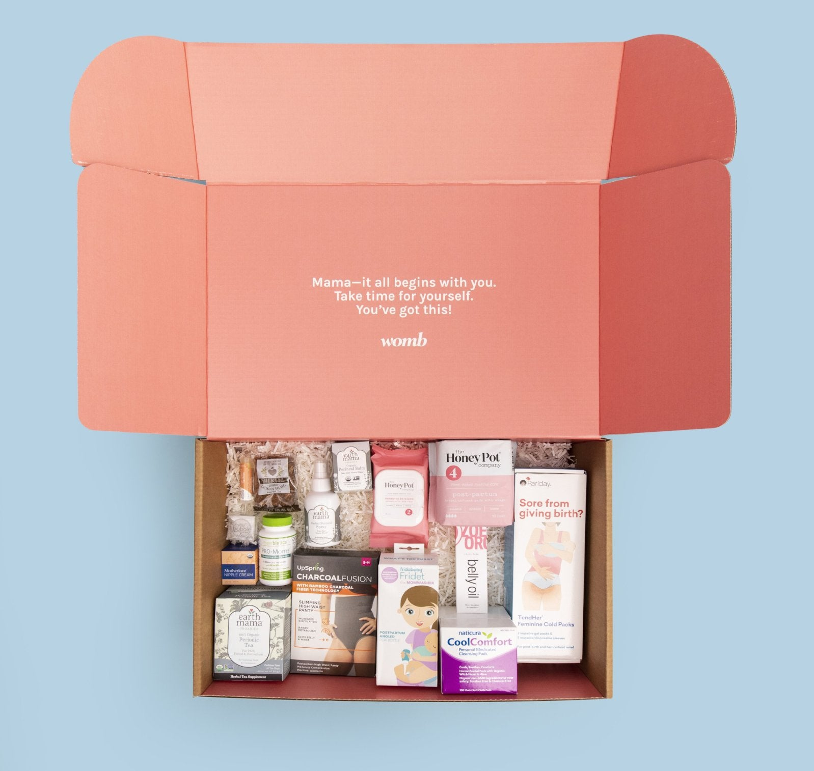Womb+Birth Classic Box