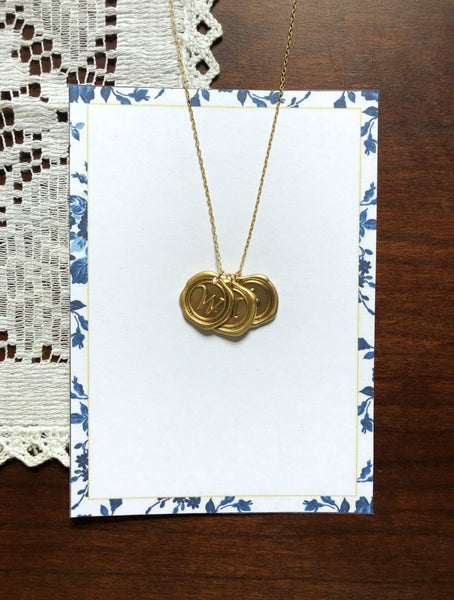 Custom Initial(s) Necklace