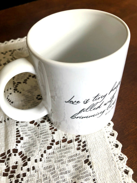 LOVE IS 11 oz. Mug