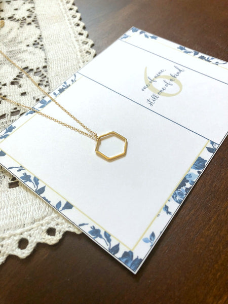 SIX | The Ennea Collection Necklace