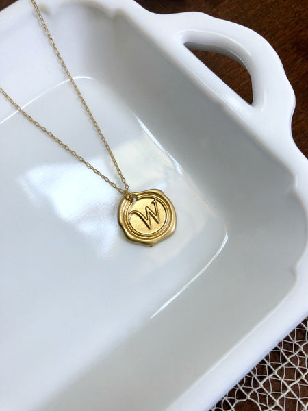 WHEELING West Virginia Necklace