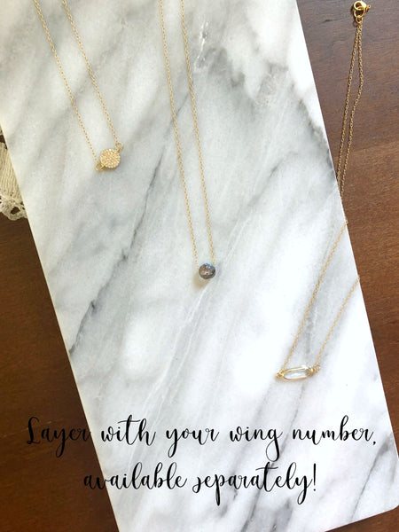 FOUR | The Ennea Collection Necklace