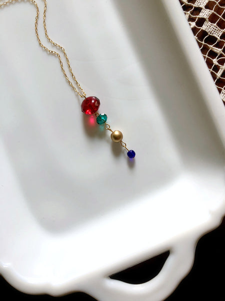 PRIORITIES Colorful Necklace
