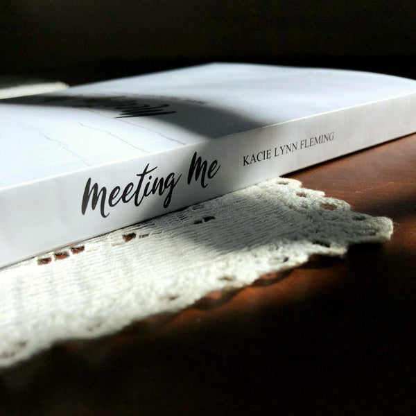 "BOOK AND PRINTS SET | Meeting Me, ""Anchor,"" and ""Rivers"" 5x7"" Prints"