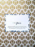 I AM FREE Necklace | N E W