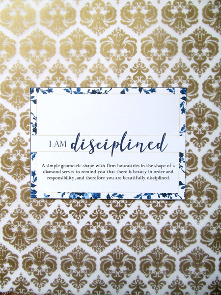 I AM DISCIPLINED Necklace
