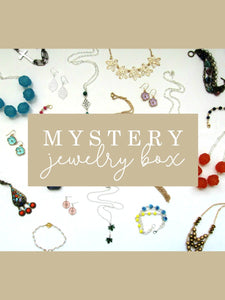 Mystery Jewelry Box - Necklaces, Earrings, or Both