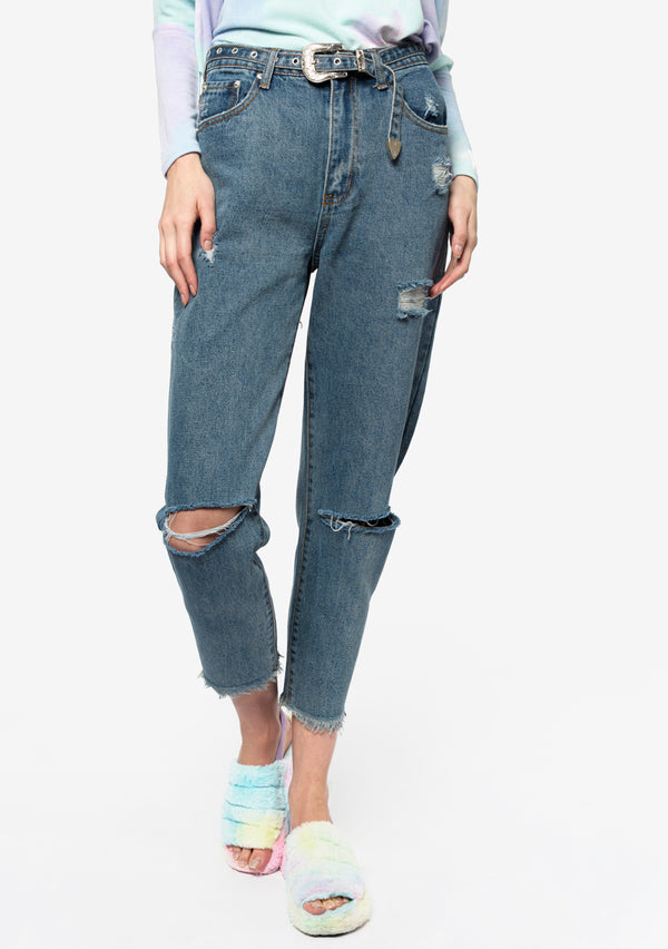 COW JEANS