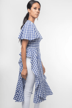Urban Styles Blusas SQUARE LONG BLOUSE