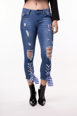 Urban Styles Jeans THE RIBBON JEANS