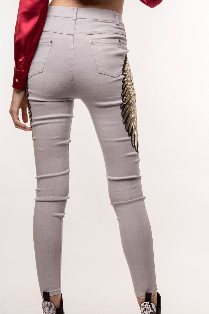 Urban Styles Jeans THE WINGS JEANS